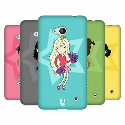 Head Case Designs Female Teen Personalities Soft Gel Case For Microsoft Phones