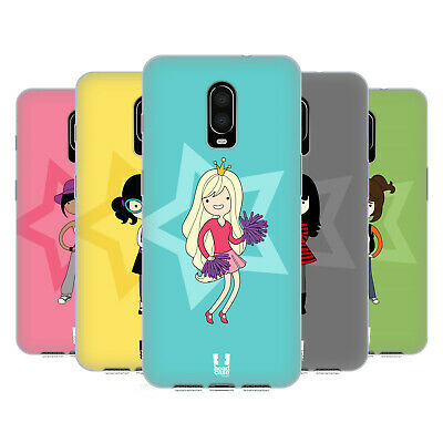 Head Case Designs Female Teen Personalities Gel Case For Asus Zenfone Phones