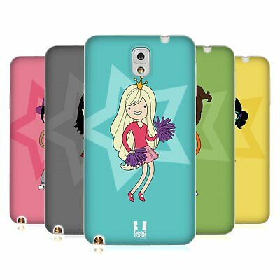 Head Case Designs Female Teen Personalities Soft Gel Case For Samsung Phones 2