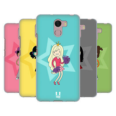 Head Case Designs Female Teen Personalities Soft Gel Case For Wileyfox Phones