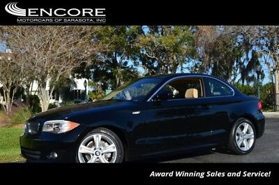 2012 1-Series 128i Coupe W/Premium Package 2012 1 Series 2dr Car 66,201 Miles With warranty-Trades,Financing & Shipping