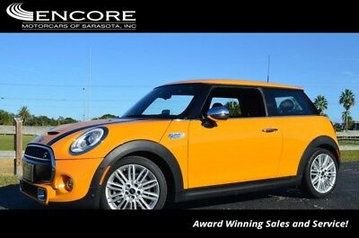 2015 Cooper S W/Fully Loaded and John Cooper Works Interior Pack 2015 Cooper Hardtop 2dr Car 25,129 Miles With warranty-Trades,Financing & Shippi