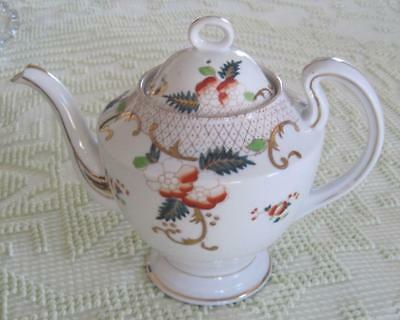 1920's-1930's Hotta Yu Shoten Co. 6 Cup Hand Painted Teapot Cherry Blossom Mark
