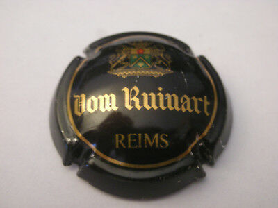 TOP Collection Ancienne Capsule Champagne DOM RUINART n°36 Cote 9 Eur