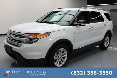 2015 Ford Explorer XLT Texas Direct Auto 2015 XLT Used 3.5L V6 24V Automatic FWD SUV Premium