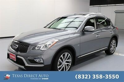2017 Infiniti QX50  Texas Direct Auto 2017 Used 3.7L V6 24V Automatic RWD SUV Premium