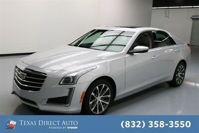 2016 Cadillac CTS Luxury Collection AWD Texas Direct Auto 2016 Luxury Collection AWD Used Turbo 2L I4 16V Automatic AWD