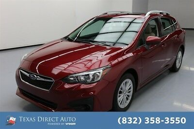 2017 Subaru Impreza Premium Texas Direct Auto 2017 Premium Used 2L H4 16V Automatic AWD Hatchback Moonroof