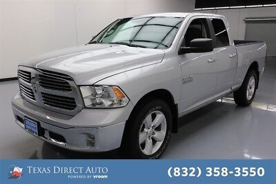 2015 Ram 1500 Big Horn Texas Direct Auto 2015 Big Horn Used 3.6L V6 24V Automatic 4WD Pickup Truck