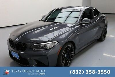 2017 BMW M Roadster & Coupe  Texas Direct Auto 2017 Used Turbo 3L I6 24V Manual RWD Coupe Premium