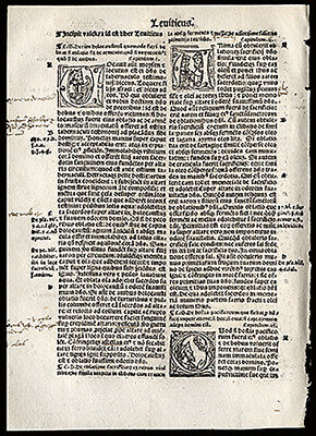 Exodus 40 and  Moses'  Introduction to Leviticus OldTestament  1519 Bible Leaf
