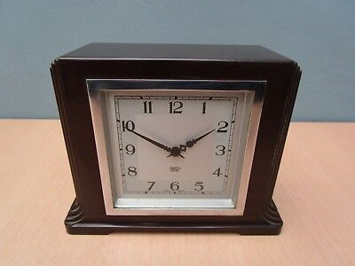 Vintage Bakelite Smiths Sectric Mantle Clock #2