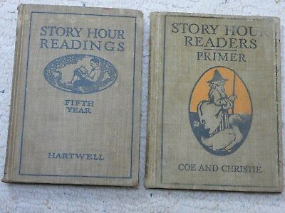Lot 2 - Story Hour REaders - Primer & Story Hour Readings 5th year