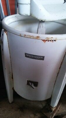 Speed Queen Wringer Washing Machine Vintage
