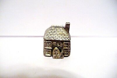 "Thimble Pewter Tcc Curiosity Set 98 The ""schoolhouse"" & Door Opens ...."