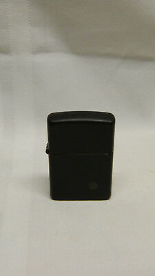 1994 Zippo Lighter Black Matte Finish