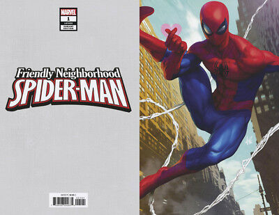 Friendly Neighborhood Spider-Man #1 1:100 Artgerm Virgin Variant (09/01/2019)