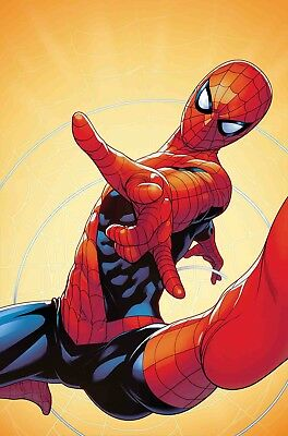 Friendly Neighborhood Spider-Man #1 1:50 Cabal Variant (09/01/2019)