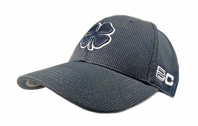 NEW BLACK CLOVER Live Lucky BC Style  6V Navy White Adjustable Visor ... 7523563d32ed