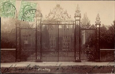 Foto Ak Bexley London City, View of the Portal and Garden - 1833513