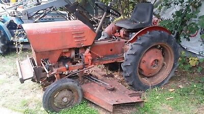 Economy Power King 14 HP Tractor