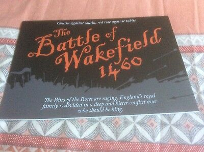 The Battle Of Wakefield 1460 Comic