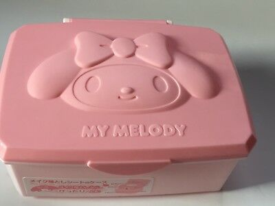 SANRIO My Melody Make-up removing wipes or Wet Tissue Box DAISO Japan *F/S*