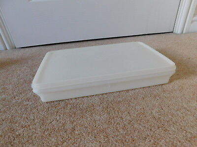 TUPPERWARE Shallow Storage Container