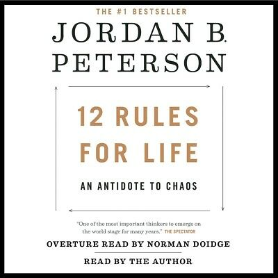 12 Rules for Life An Antidote to Chaos by Jordan B. Petersonn (PDF Format)