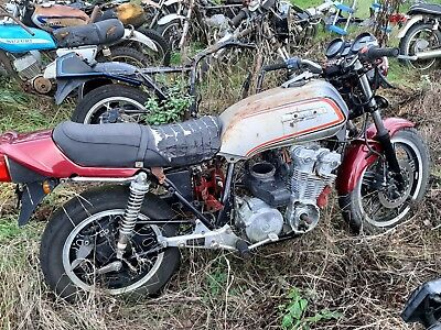 HONDA CB750 SUPER sport spares repair parts project restoration barn fine