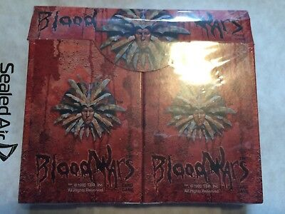 Blood Wars two deck pack Sealed rare old stock new in pack Dungeons Dragons