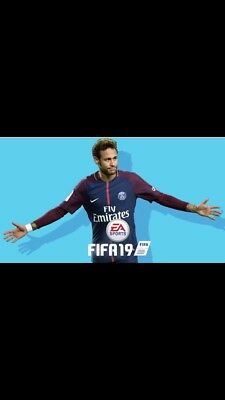 Fifa 19 Random 90+ Rated Player (ps4 Cheapest On eBay)