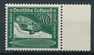 [32694] Germany 1938 Zeppelin Good airmail stamp vEry Fine MNH