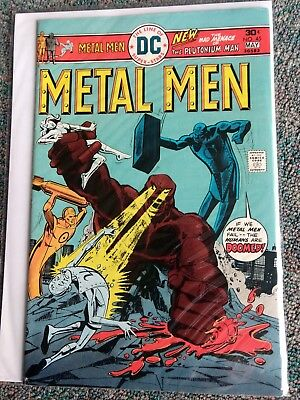 Metal Men DC #45. 1976