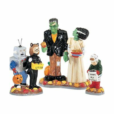 Dept 56 Halloween ~ Treats For The Kids ~ Mint In Box 55016