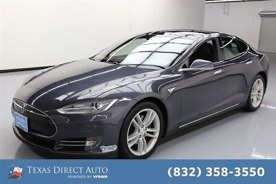 2015 Tesla Model S AWD 85D 4dr Liftback Texas Direct Auto 2015 AWD 85D 4dr Liftback Used Automatic AWD