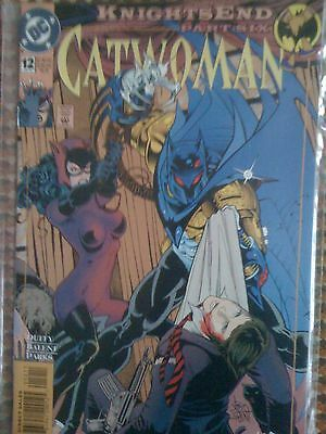 Dc Comics Catwoman Knightsend Part Six Issue # 12 Jul 1994