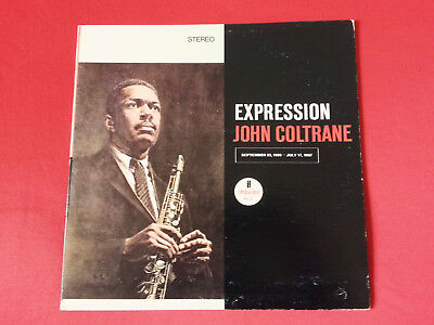 JOHN COLTRANE – Expression -- LP USA 1974 IMPULSE