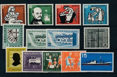 [54917] Germany 1950s good lot MNH Very Fine stamps $45