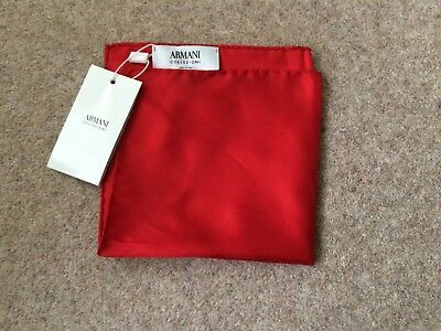 Armani Pocket Square