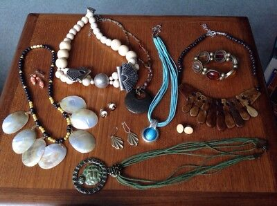 Job Lot Of Ladies Assorted Jewellery