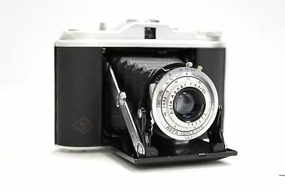 AGFA ISOLETTE Folding Bellows Camera  - S48