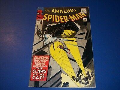 Amazing Spider-man #30 Silver Age Fine Beauty Wow Nice Cover