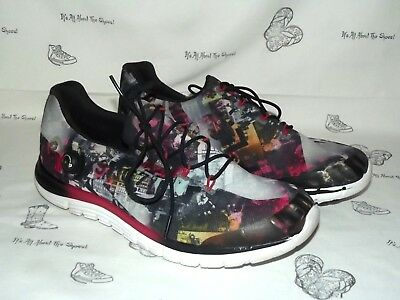 55a1f0285f58 REEBOK ZPUMP FUSION Urban Multi-Color Running Sneakers Mens Size 10 ...