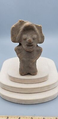 Large Vintage Mayan Terra Cotta Figure  From Private Estate # 4 , RARE