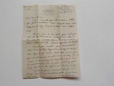WWII Letter 1945 Headquarters Heavy Bombardment Crews Chinese Air Force WW2 War