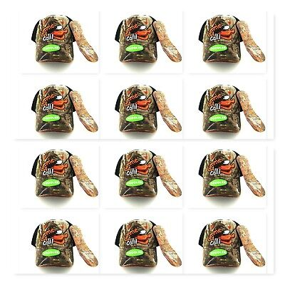 """(12) """"Gimme A Call"""" Toddler Turkey Hunting Camo Hats Outdoor Lot Resale Caps"""