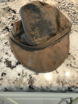 WWII Genuine Japanese Navy Officers Hat
