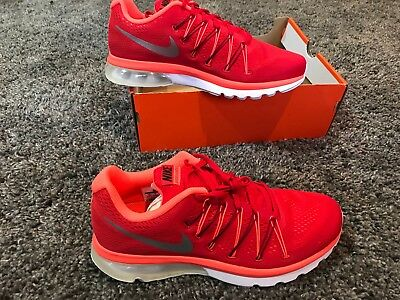 Nike Air Max Excellerante 5 run running shoes university red orange 10 Ohio St