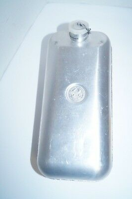 Vintage Old Official Boy Scouts Of America Aluminum Canteen Clip On by Regal L2A